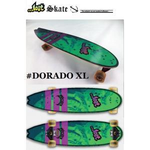 サーフ スケートボード ロスト  DORADO XL 34,5|janis