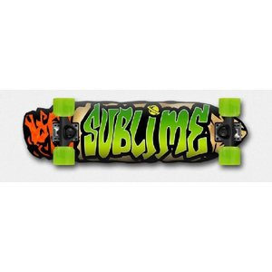 lost surf skateboard (ロスト サーフスケートボード) 品番 SUBLIME SMOKIN|janis|02