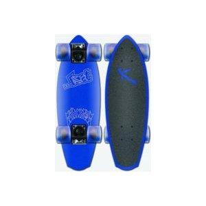 lost surf skateboard (ロスト サーフスケートボード) 品番 HESHER ALUMINUM CRUISERS BLUE/GREY/RED/GOLD|janis|02