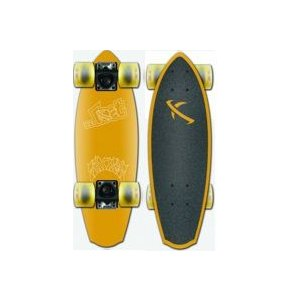 lost surf skateboard (ロスト サーフスケートボード) 品番 HESHER ALUMINUM CRUISERS BLUE/GREY/RED/GOLD|janis|05