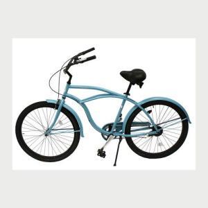 自転車  ザ ビーチクルーザー  26インチ メンズ   送料無料|janis|02