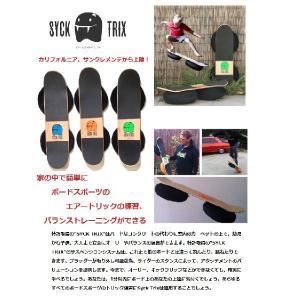 カリフォルニアから上陸! SYCK TRIX skateboards (シックトリックス スケートボード) |janis