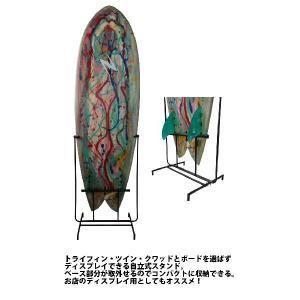 ディスプレイ用と しても オススメです!! SURFBOARD STAND (サーフボードスタンド)|janis