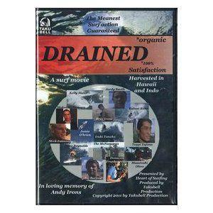 DRAINED (ドレインド) ショートボード DVD|janis