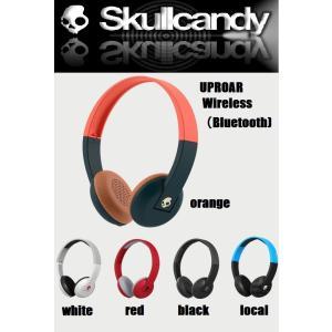 Skullcandy (スカルキャンディ ) ヘッドフォン   UPROAR Wireless(Bluetooth)|janis