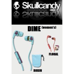 Skullcandy (スカルキャンディ ) ヘッドフォン DIME|janis