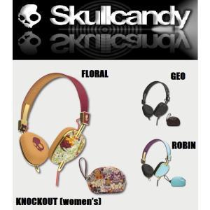 Skullcandy (スカルキャンディ ) ヘッドフォン  KNOCKOUT (ノックアウト)|janis
