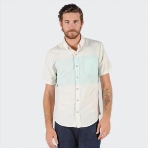 ボルコム ボーダー 半袖 シャツ|janis