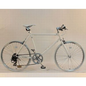 GRQ CTB Crossbike3 WHITE シーティービー クロスバイク スリー ホワイト|janis