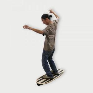 エクストリームスポーツ 応援特別価格! グーフ ボード クラシック サーフィンのフィーリングを感じられるバランスボード janis 03