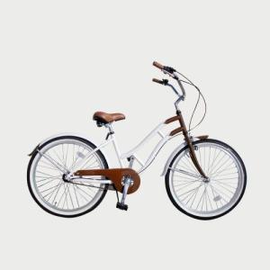 自転車  ザ ビーチクルーザー  26インチ レディース ギア付 SIMANO内装3段 |janis|02