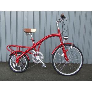 自転車 ビーチクルーザー GRQ ラブレア F22、R16インチ|janis