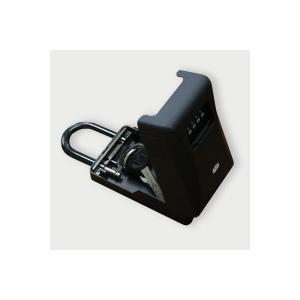 サーファーズセキュリティ カー キーボックス スリム キー 収納型 南京錠 |janis
