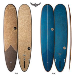 NSP surfboards  品番COCO MAT LONG Blue  8'6