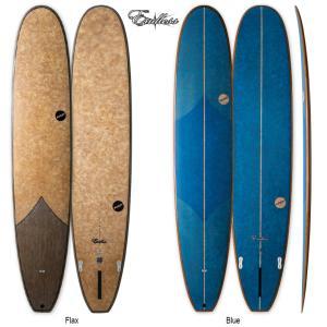 NSP surfboards 品番COCO MAT LONG Blue 9'6