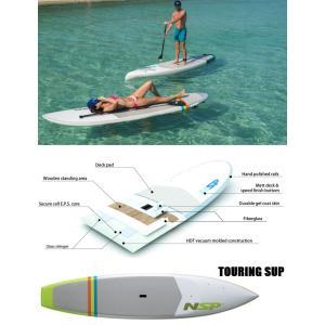 NSP surfboards スタンドアップパドルボード 品番Blue  10'6