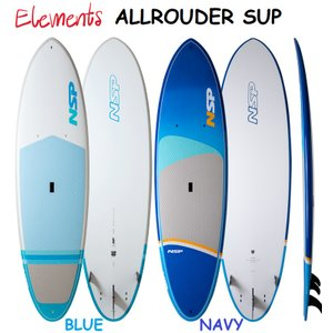 NSP surfboards  スタンドアップパドルボード NAVY ELEMENTS ALLROUDER SUP  9'2