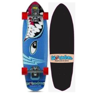 SMOOTH STAR(スムーススター)Skateboards 品番 SMOOTH STAR 30 BARRACUDA/バラクーダ|janis