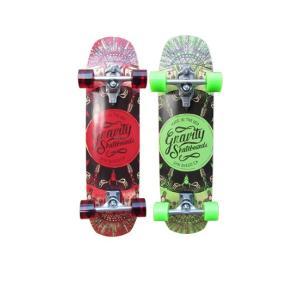 GRAVITY Skatebords (グラビティー スケートボード) pool model 34 コンプリート|janis