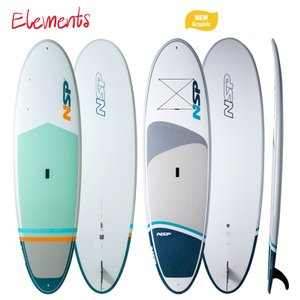NSP surfboards スタンドアップパドルボード BLUE ELEMENTS CRUISE SUP   9'8