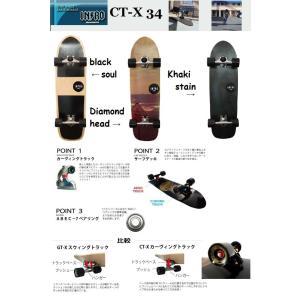 スケートボード  イントロ CT-X   34|janis
