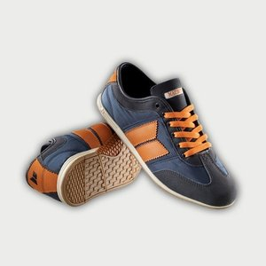 マクベス フットウェアー BRIGHTON midnight Burnt orange|janis