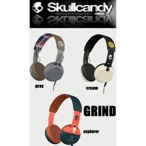 Skullcandy (スカルキャンディ ) ヘッドフォン  GRIND WIRELESS(グラインド ワイヤレス)|janis