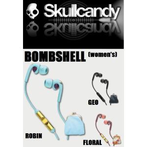 Skullcandy (スカルキャンディ ) ヘッドフォン  BONBSHELL (ボンブシェル)|janis