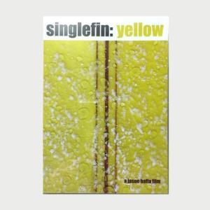 SINGLE FIN YELLOW DVD シングルフィンイエロー|janis