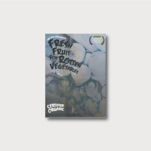 FRESH FRUIT FOR ROTTEN VEGETABLE DVD  janis