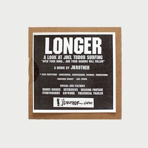 LONGER DVD |janis