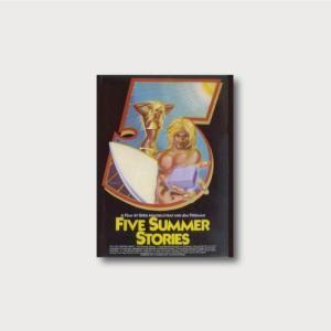 ファイブ サマー ストーリーズ  FIVE SUMMER STORIES DVD|janis