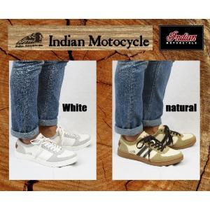 INDIANMOTOCYCLE (インディアンモーターサイクル)  スニーカー  品番 Frankel III フランケル  / IND-11431|janis