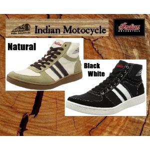 INDIANMOTOCYCLE (インディアンモーターサイクル)  スニーカー  品番 Frankel III Hi フランケル ハイ  / IND-11432|janis