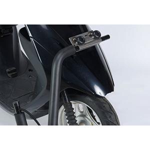 【法定クリアー】 レインボー スクーターバイク (原付) 用 サーフボードキャリアー janis 05