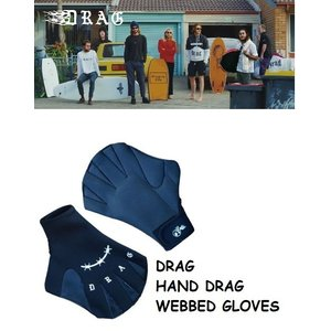 サーフィングローブ DRAG HAND DRAG WEBBED GLOVES|janis