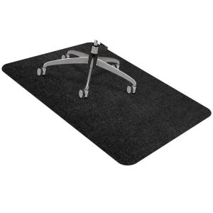 チェアマット オフィスチェア マットフロアマット 床保護マット ずれない 椅子マット 厚さ4mm 1...