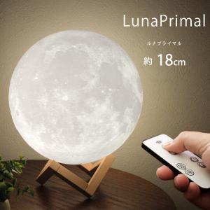月ライト 18cm 間接照明 テーブルランプ 照明 インテリア おしゃれ 月のランプ 月 寝室 おしゃれ 照明 3Dプリント USB充電式 調色 調光 色切替 ギフト 匠の誠品|janri