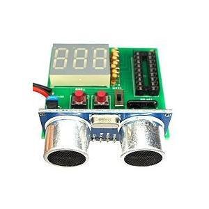 超音波距離計 7セグメントタイプ キット|japan-elekit|03
