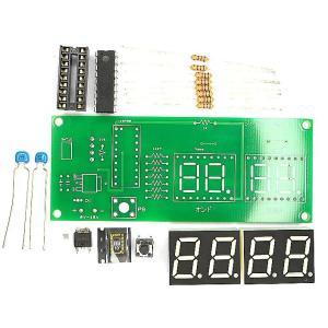 デジタル温度・湿度計 キット|japan-elekit