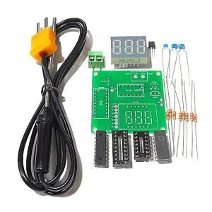 熱電対デジタル高温度計 キット|japan-elekit
