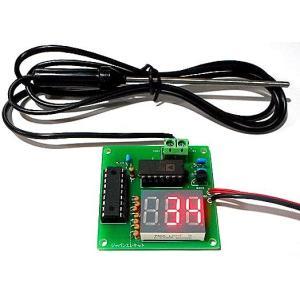 熱電対デジタル高温度計 完成品|japan-elekit