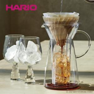 HARIO V60 グラスアイスコーヒーメーカー グラス  ホット 700ml【VIG-02T】