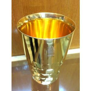 黄金に輝く燕市の金属グラスコップ、タンブラー、マグカップ黄金に輝く両面純金ステンレス製GGSポーチ付国産日本製|japan-made-skittle|04