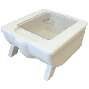 引出収納用樹脂製ライスディスペンサー(10kg収納)