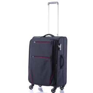中型ソフトスーツケース HIDEO WAKAMATSU フライII Mサイズ|japan-suitcase
