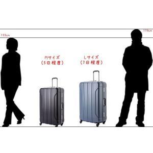 トラベリスト HPスキャリー Mサイズ スーツケース japan-suitcase 02