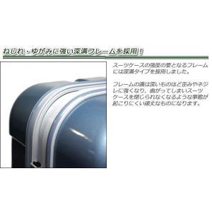 トラベリスト HPスキャリー Mサイズ スーツケース japan-suitcase 05