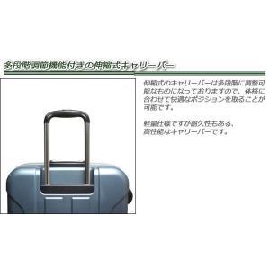 トラベリスト HPスキャリー Mサイズ スーツケース japan-suitcase 08