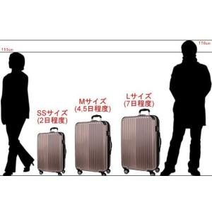 大型スーツケース SKY ROVER AN Lサイズ japan-suitcase 02